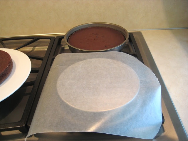 Removing Cakes From Pans