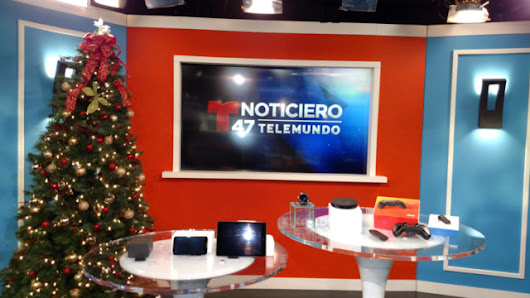 Still Time for Android Gifts: Turbo, Nexus, Chromecast on Telemundo Rosa Alonso Digital