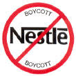 Nestle Products to Boycott