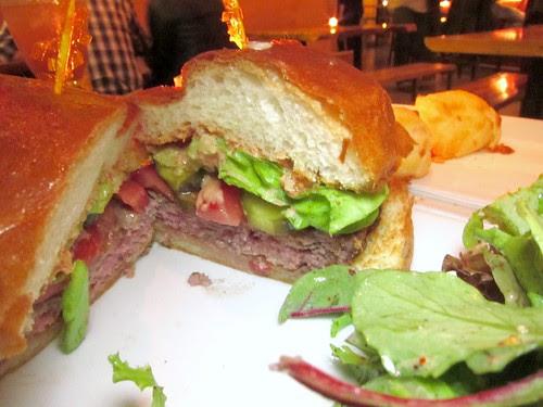 Corkbar Burger