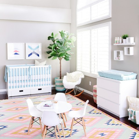 Real Room Tour: Kailee Wright's Nursery for Houston «