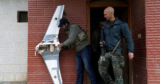 Papers Offer a Peek at ISIS' Drones, Lethal and Largely Off-the-Shelf