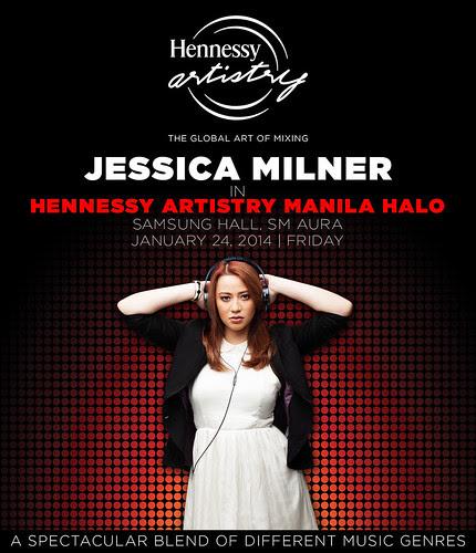 Jessica Milner Poster