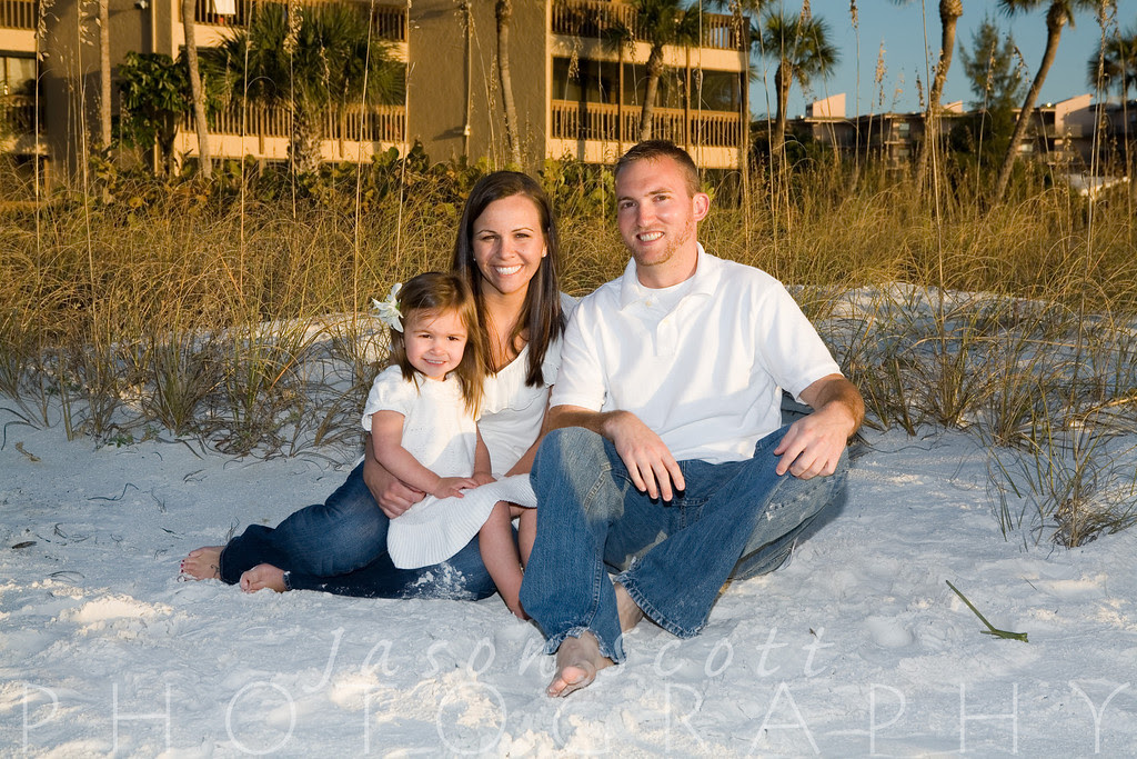 Foster Family on Siesta Key, December 2010            Order Enlargements  16x20 $100.00   16x20 w/frame $200.00   20x30 $200.00   20x30 w/frame $350.00   24x36 $300.00   24x36 w/frame $500.00