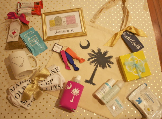 How To Bachelorette Welcome Bags Hangover Kits Hosting