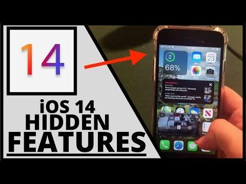 Hidden Features in iOS 14!