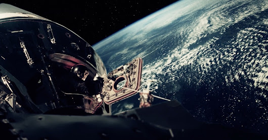 A Beautiful Ode to Space Exploration Made Using Only NASA Apollo Photos