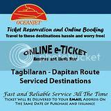OceanJet Tagbilaran-Dapitan Route