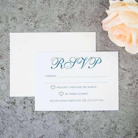 fabulous navy blue laser cut wedding invitations with
