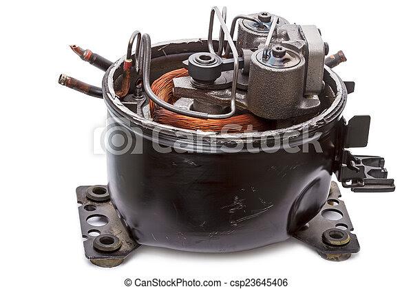 Auto Kühlschrank Kompressor : Kühlschrank verdichter aufbau kompressor mit
