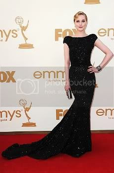 Emmy Awards 2011 Red Carpet