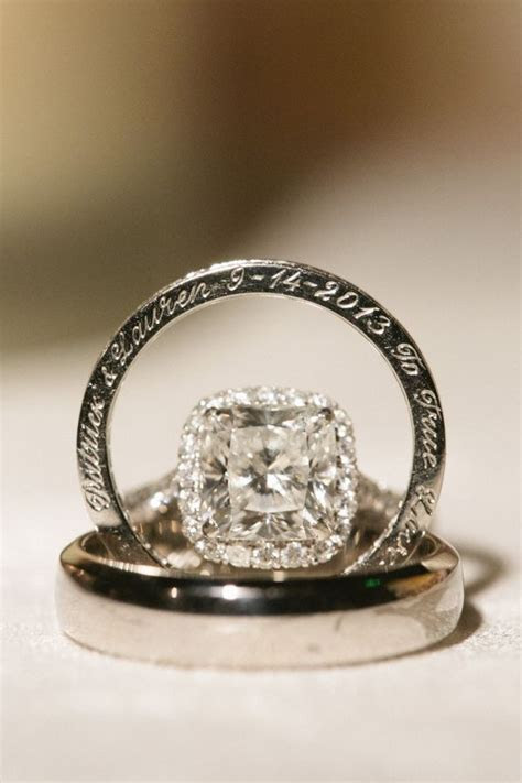 Best 25  Wedding ring engraving ideas on Pinterest
