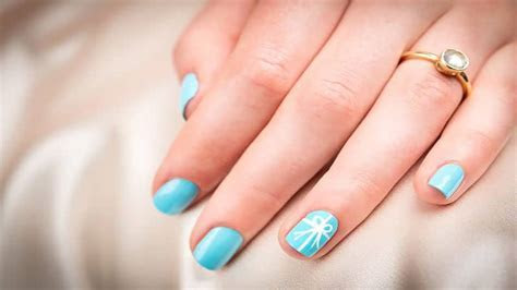 20 Gorgeous Wedding Nail Designs for Brides   The Trend