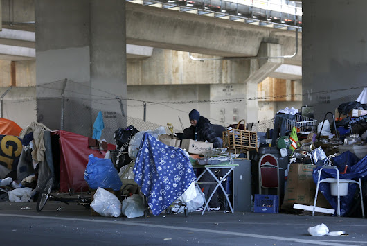 City-sanctioned homeless campground coming to Oakland