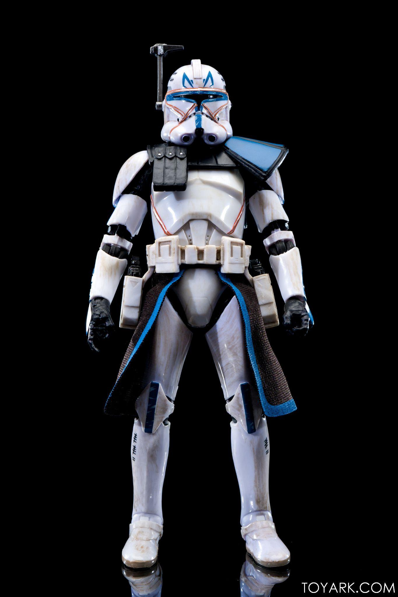 Captain Rex Star Wars Black Series Hascon Exclusive Gallery