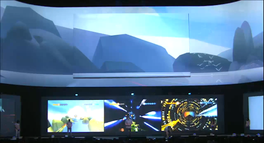 Sony's E3 2014 conference in games