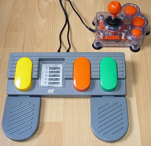 Bandai KidsStation with USB Adapter.
