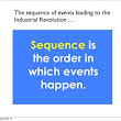 Sequence of Events Industrial Revolution | AnyFlip