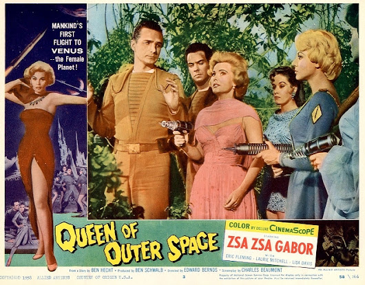 "Podcast # 624 – ""Queen of Outer Space"" – 1702.19"