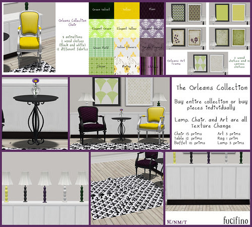 Fucifino - The Orleans Collection for Flux SL