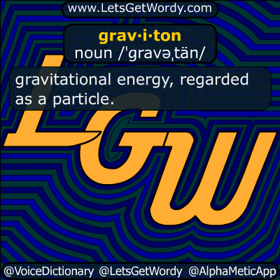 graviton 08/17/2016 GFX Definition