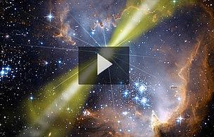 Ver vídeo  'Detectada la explosión de rayos gamma más lejana'