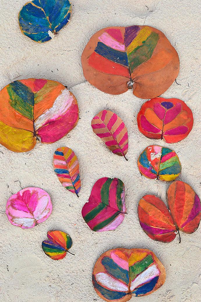 çocuklar Için Sonbahar Aktiviteleri