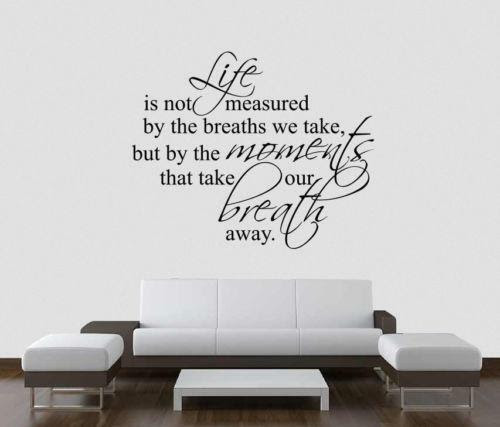 Home Quote Wall Decals  eBay
