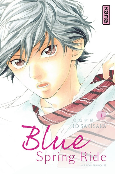 Couverture Blue Spring Ride, tome 04