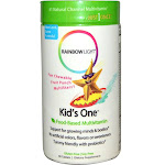 Rainbow Light Just Once Kid's One, Chewable Tablets - 90 tablets