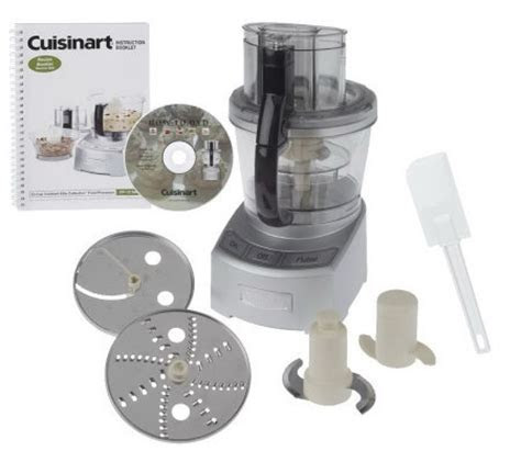 cuisinart  cup  watt food processor  cup bowl
