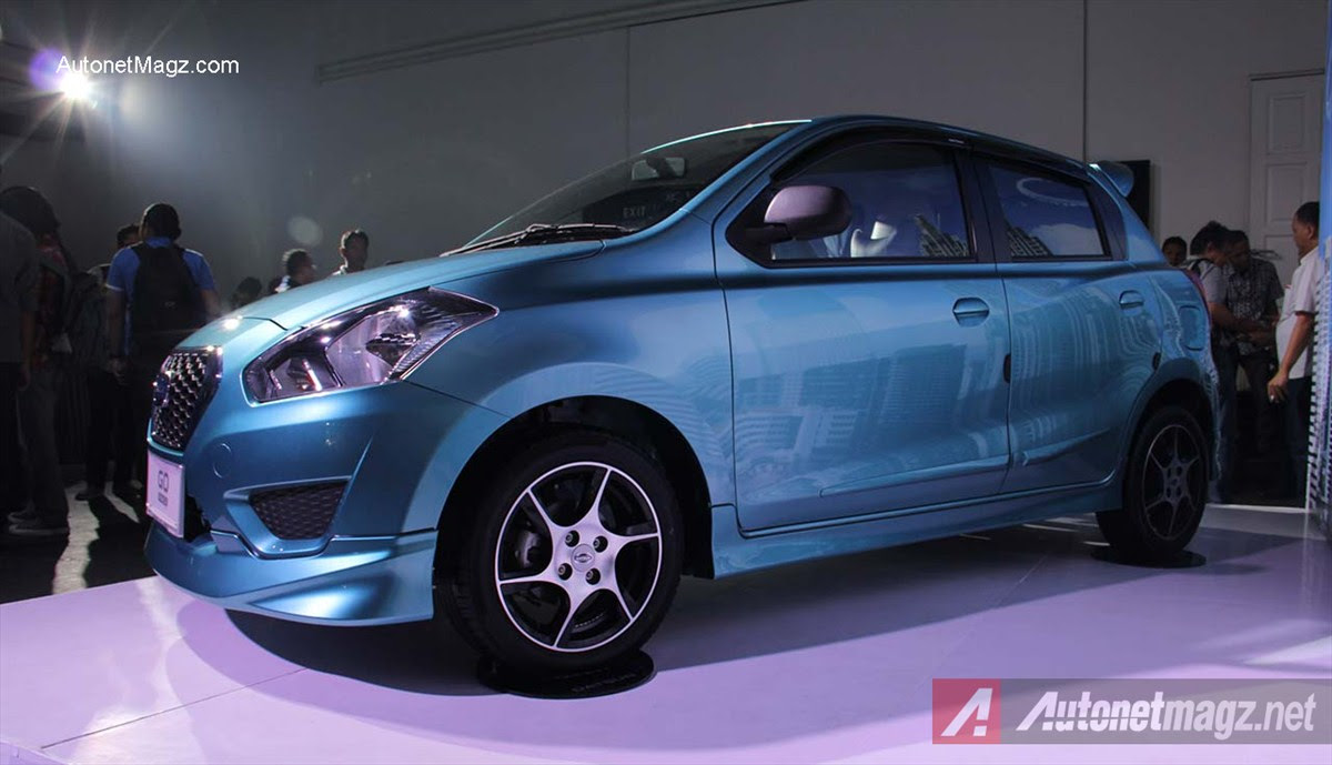 Komparasi Datsun GO Panca Vs Toyota Agya AutonetMagz