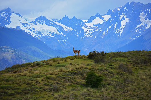 The Slow Travel moment in Patagonia |