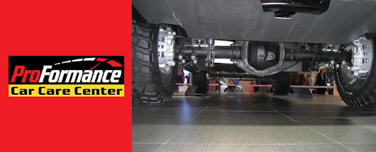 ProFormance Car Care Center Services Alignment & Shocks in Dothan, AL