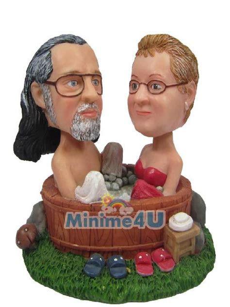 Mini me dolls   Custom wedding cake toppers   custom