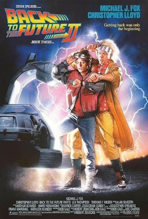 Back to the Future 2 (1989) 480p | 720p | 1080p BluRay Dual Audio (Hindi+English) Full Movie