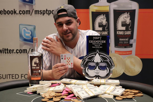 Jason Ramos Wins MSPT's 100th Event for $108,120