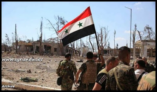 SAA Cleans Qulayb al-Thawr from Terrorists | Syria News