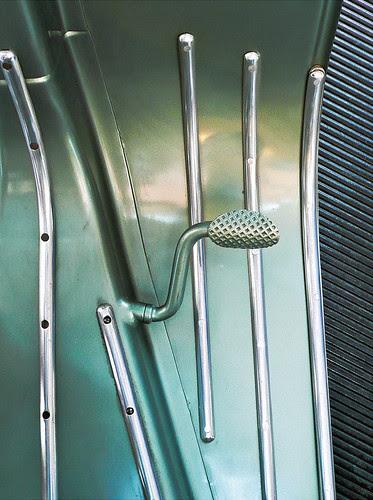 Vespa Detail 1 by photodesignette