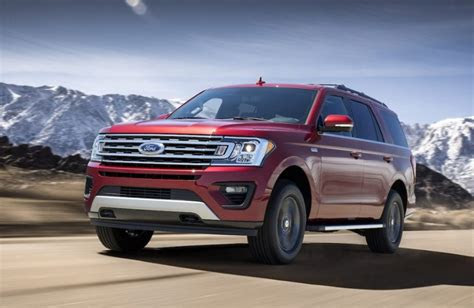 ford expedition limited colors release date