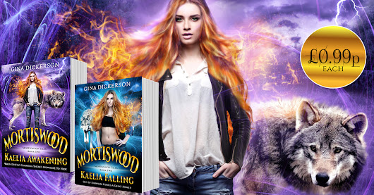 Mortiswood - On Sale This Week! | Gina Dickerson Author & Writer based in United Kingdom