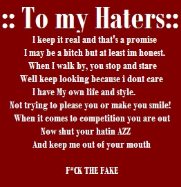 Golden Pictures Quotes On Haters