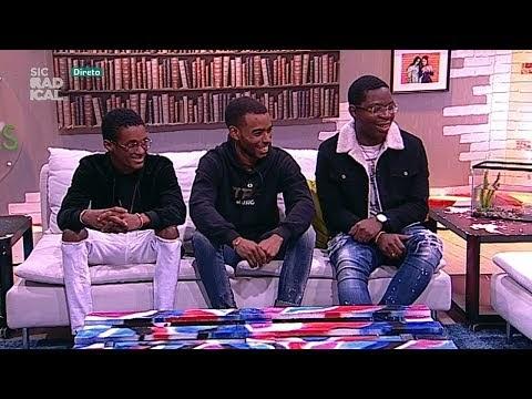 Acompanha a entrevista com a TRX Music no canal Português