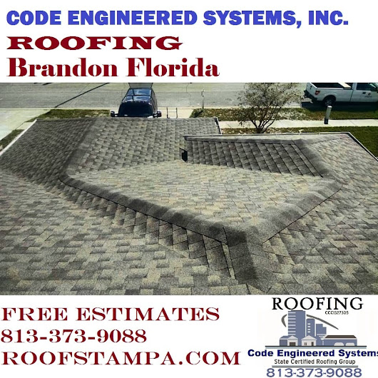 Roofing Brandon Florida | Roofing Contractors Tampa FL. | Code Engineered Systems, Inc.