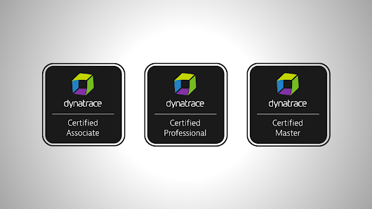 Stand out amongst your peers and competition with a Dynatrace Digital Certification | Dynatrace news