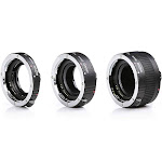 Movo MT-S68 AF Macro Extension Tube Set | Sony Alpha