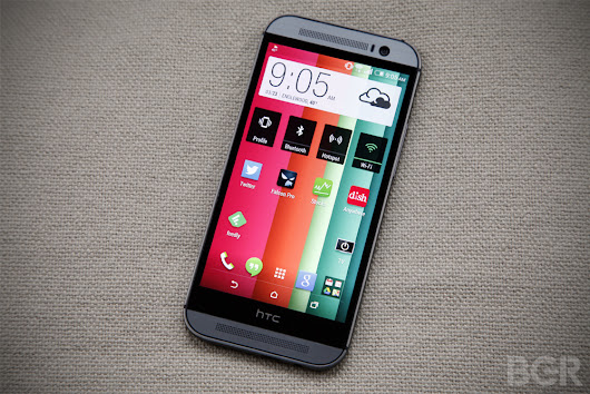 HTC One (M8) review: The smartphone that changes everything... again