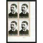 Robert Robinson Taylor Plate Block of 4 Forever Postage Stamps - MNH, OG - Sc# 4958