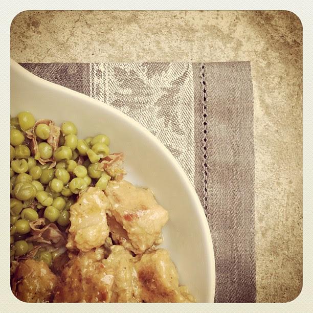 Spezzatino&Piselli: happy lunch!