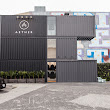 Aether Opens San Francisco Clothing Store Made of Three Stacked Shipping Containers